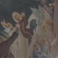 U Manastiru Klisina kod Prijedora, počelo oslikavanje zidova u Hramu Svete velikomučenice Marine (VIDEO)