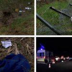 Detalji stravične nesreće: Vozač zaspao za volanom, četvoro poginulih FOTO/VIDEO