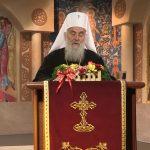 Patrijarh srpski Irinej u Vaskršnjoj poslanici pozvao na praštanje i mir (VIDEO)