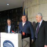 Dodik najavio sastanak lidera SDA, HDZ-a i SNSD-a u Mostaru
