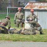 """U kasarni """"Žarko Zgonjanin"""" u Prijedoru održana vježba pomoći u nesrećama"""