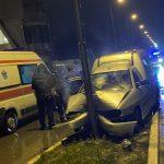 U saobraćajnoj nesreći povrijeđeno pet osoba