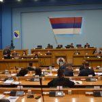 NSRS - Zbog ubistva Slaviše Krunića odložen nastavak plenarnog zasjedanja: U toku sjednica kolegijuma