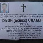 PRIJEDOR ZAVIJEN U CRNO U srijedu sahrana policajca Slađenka koji je BRUTALNO UBIJEN NA DUŽNOSTI