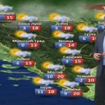 U utorak pretežno sunčano i toplije (VIDEO)