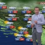 U ponedjeljak pretežno oblačno i svježije (VIDEO)