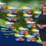 Osjetno svježije, kiša mjestimično (VIDEO)