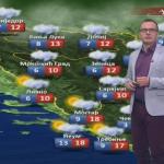 U utorak oblačno i svježije sa kišom (VIDEO)