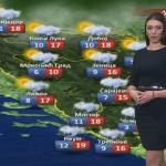 U utorak promjenljivo oblačno, ali toplije (VIDEO)