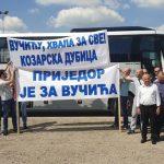 VELIČANSTVEN SKUP BUDUĆNOST SRBIJE: Na miting u Beograd stižu pristalice iz celog regiona i šire! Beč, Kistanje, Doboj, Kumanovo, Srebrenica, Prijedor, Ervenik, Vukovar, Borovo… (FOTO)