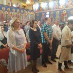 Feniks: Cvijanovićeva na obilježavanju crkvene slave (FOTO i VIDEO)