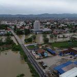 Apokaliptične fotografije poplava u Prijedoru