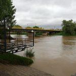 Vodostaj Sane u Prijedoru u protekla 24 časa porastao više od dva i po metra