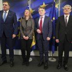 Članovi Predsjedništva BiH putuju u Brisel
