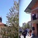 """""""AGA, AGA, NEĆU TVOJA BLAGA"""" Na urnebesan snimak svadbe u BiH niko ne može ostati RAVNODUŠAN"""