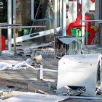 NEŠTO JE POŠLO PO ZLU Iščupali bankomat, vukli ga automobilom i ostavili NASRED ULICE