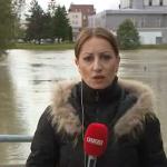 Vodostaj Sane u Prijedoru u blagom padu (VIDEO)
