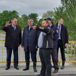 """""""POPLAVE SE MOGLE SPRIJEČITI"""" Višković u posjeti Prijedoru (FOTO)"""