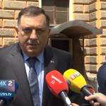 Dodik: Neprihvatljivo uslovljavanje u vezi sa MAP-om (VIDEO)