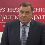 Dodik: Tegeltija i zvanično kandidat za predsjedavajućeg Savjeta ministara (VIDEO)