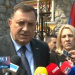 Dodik: Sa Erdoganom o ekonomiji, putu Beograd-Sarajevo i formiranju vlasti (VIDEO)