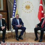 SASTANAK U ANKARI Erdogan i Dodik potpisali revidirani Ugovor o slobodnoj trgovini između BiH i Turske
