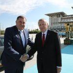 ODJECI POSJETE ERDOGANU Dodik umirio retoriku i predstavljao CIJELU BiH