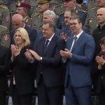 Vojni spektakl u Nišu; Vučić: Vi ste ponos Srbije (FOTO/VIDEO)
