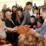 Dodik proslavlja krsnu slavu FOTO