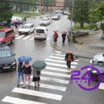 SPREMITE KIŠOBRANE Vrijeme danas oblačno i svježije, povremeno kiša i pljuskovi