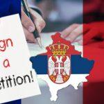 Francuzi pritiskaju Vladu da povuku priznanje Kosova, pokrenuli i peticiju