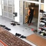 Pokrao obuću vjernicima dok su bili u džamiji! VIDEO