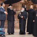 U prijedorskom naselju Čirkin Polje izgradnja manastira Miloševac (VIDEO)