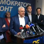 Mandić i Knežević pozvali Dodika i Vučića da prekinu odnose sa Đukanovićem