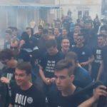 MATURA UZ USTAŠKI POZDRAV: Riječki učenici kraj škole proslavili uz povike ZA DOM SPREMNI! (VIDEO)