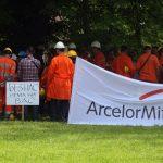 Konfederacija sindikata RS podržava sve oblike borbe za spas 300 radnika kompanije ''Arcelor Mital''