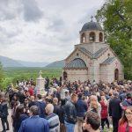 Sveti Vasilije proslavljen u rodnim Mrkonjićima (Foto, Video)