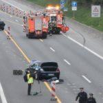 """Bahati Srbin u BMW napravio haos na auto-putu kod Hamburga: Svom silinom se zakucao u """"ford"""", poginuo vozač, dvoje putnika povređeno (FOTO)"""