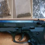 Prijedor: Pronađeni startni pištolj, marihuana i spid