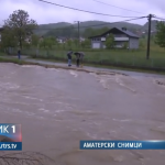 Poplave ugrozile Sanski Most (VIDEO)