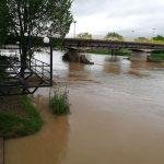 U Prijedoru mjere zaštite od poplava (FOTO/VIDEO)