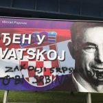 Alaburić: Grafiti su poziv na genocid, a svi o tome ćute
