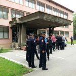 Prijedor: Izborna skupština SDS-a uz zvižduke, galamu i aplauze (FOTO)