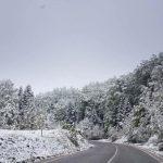 Snijeg u maju: Zabjelilo se u Krajini, temperatura ne prelazi 5 stepeni (VIDEO)