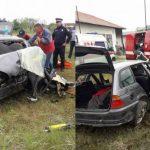Vatrogasci izvukli teško povrijeđenog vozača