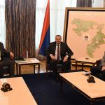 Višković razgovarao sa predstavnicima sindikata metalaca i Arselor Mitala