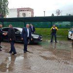Višković obišao poplavljena područja u Prijedoru, Novom Gradu i Kostajnici (FOTO)