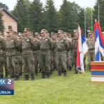 Proslava naredne godine u uniformama Vojske Republike Srpske (VIDEO)
