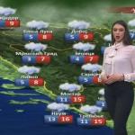 U utorak obilnije padavine u zapadnim i sjevernim krajevima (VIDEO)