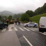 Potpuno obustavljen saobraćaj na putu Prijedor - Sanski Most
